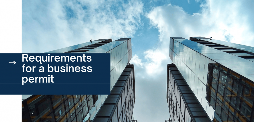 Requirements for a business permit